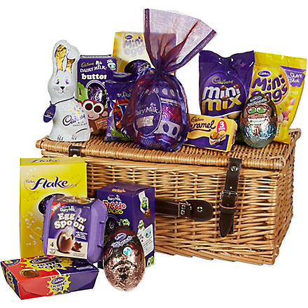CADBURY Chocolate Celebration Easter basket