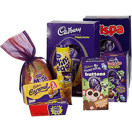 CADBURY Chocolate Easter Egg Treasure