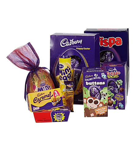 CADBURY Chocolate Easter Egg Treasure