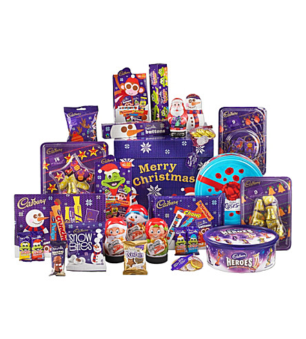 CADBURY Festive Celebration chocolate hamper