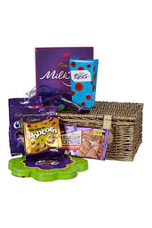 CADBURY Chocolate Celebration basket