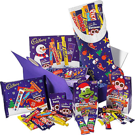 CADBURY Christmas Selection box hamper