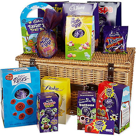 CADBURY Ultimate Easter chocolate basket