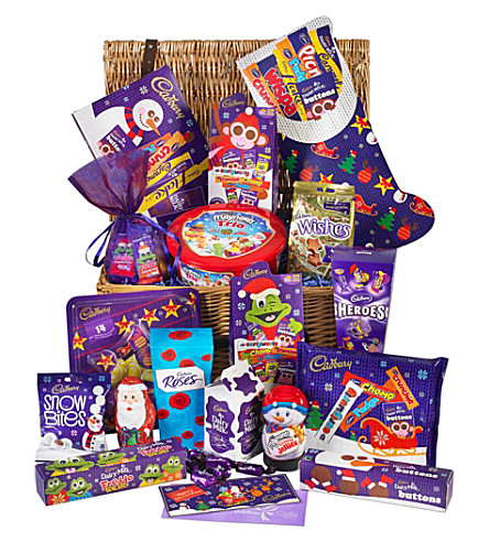 CADBURY Ultimate Christmas chocolate hamper