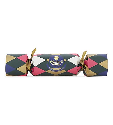 CHARBONNEL ET WALKER Milk chocolate sea salted caramel truffles cracker 36g