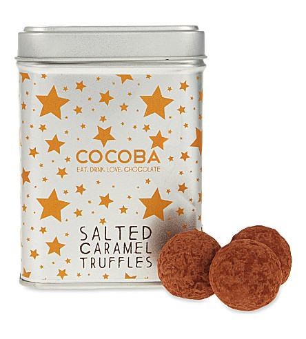COCOBA Medium truffle gift set