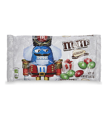 CHRISTMAS M&Ms Almond 280.7g