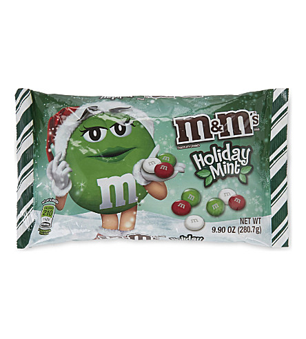 CHRISTMAS M&Ms Holiday Mint 280.7g