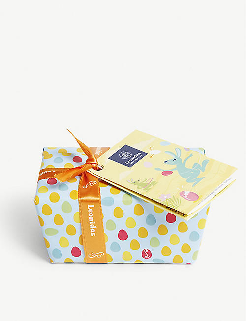 Leonidas selfridges shop online leonidas belgian chocolate small easter eggs assortment 250g negle Image collections