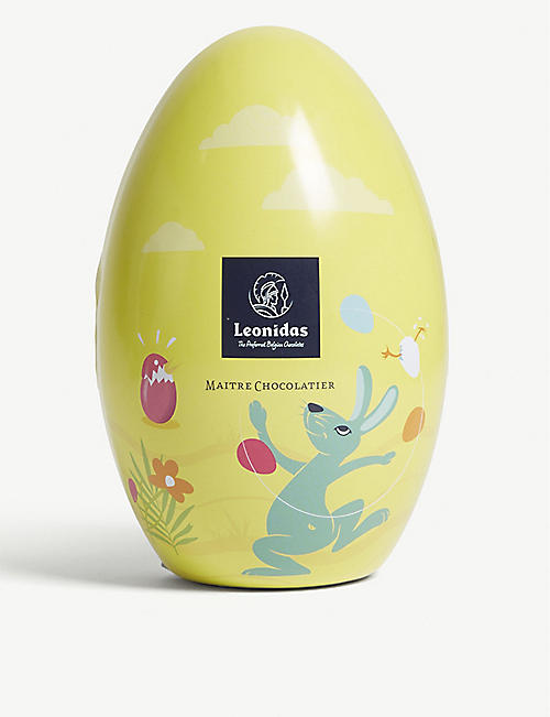 Leonidas selfridges shop online leonidas assorted mini eggs easter tin 350g negle Image collections