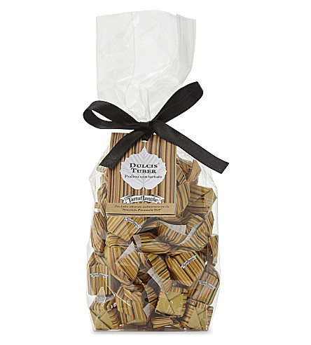 TARTUFLANGHE Dulcis Tuber truffle praline