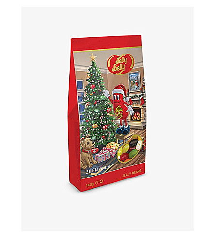 JELLY BELLY Christmas jelly beans box 140g