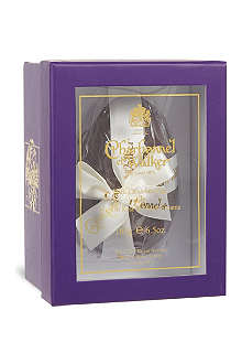 CHARBONNEL ET WALKER Dark chocolate egg with English Rose & violet Creams 185g