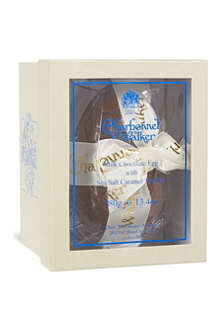 CHARBONNEL ET WALKER Milk chocolate Easter egg with sea salt truffles 380g