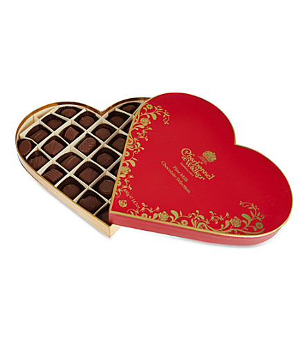 CHARBONNEL ET WALKER Milk chocolate selection 400g