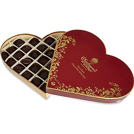 CHARBONNEL ET WALKER Dark chocolate selection 400g