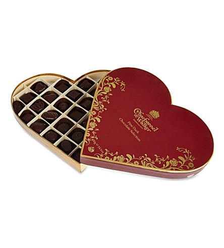 CHARBONNEL ET WALKER Dark chocolate selection 400g
