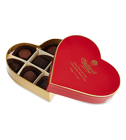 CHARBONNEL ET WALKER Dark & milk chocolate selection 100g