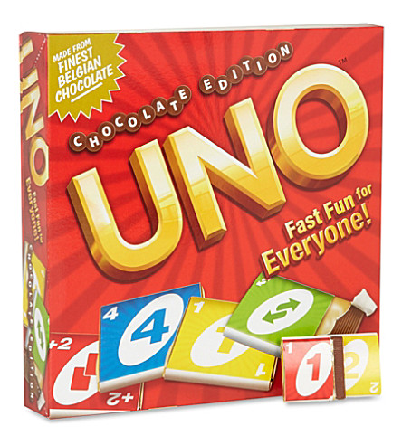 GAMES IN MOTION Chocolate Uno