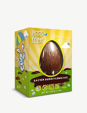 MOO FREE Bunnycomb egg 100g