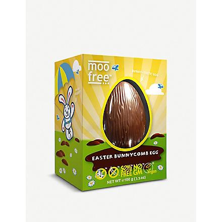 Bunnycomb egg 100g
