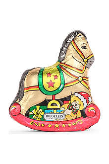 RIEGELEIN Rocking horse chocolate