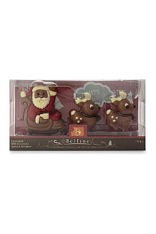CREME D'OR Santa Reindeer chocolate 166g