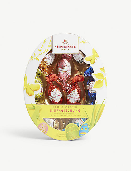 Easter foodhall selfridges shop online niederegger box with eggs 150g negle Image collections