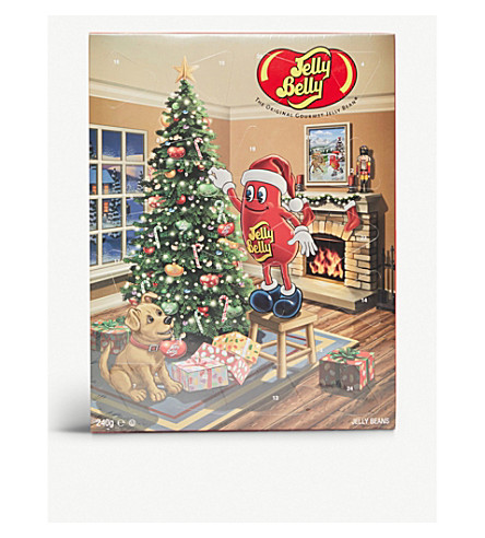JELLY BELLY Jelly Belly advent calendar 190g
