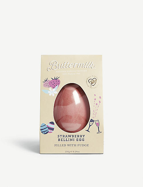 Easter foodhall selfridges shop online buttermilk strawberry bellini egg 235g negle Image collections