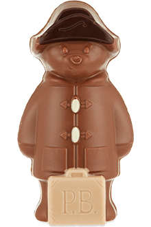 NONE Hollow milk chocolate Paddington Bear