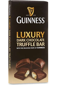 KINNERTON Guinness dark truffle bar 90g