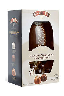 KINNERTON Baileys Easter egg and truffles 360g