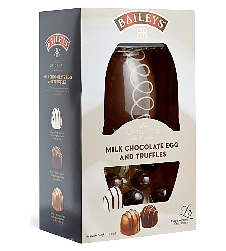 Baileys easter egg and truffles 360g selfridges baileys easter egg and truffles 360g negle Image collections
