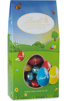 LINDT Solid mini eggs 200g