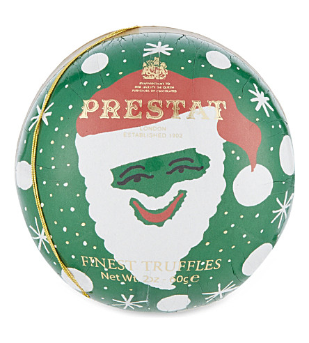 PRESTAT Milk chocolate truffles bauble 60g