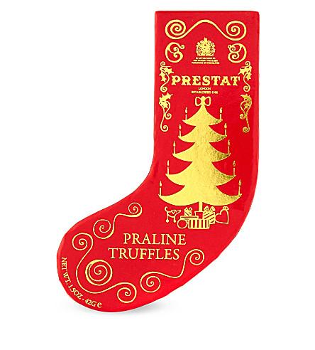 PRESTAT Praline truffle stocking 42g