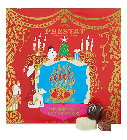 PRESTAT The Christmas chocolate box 325g