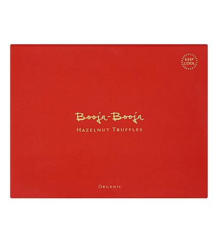 BOOJA BOOJA Hazelnut truffles box 138g