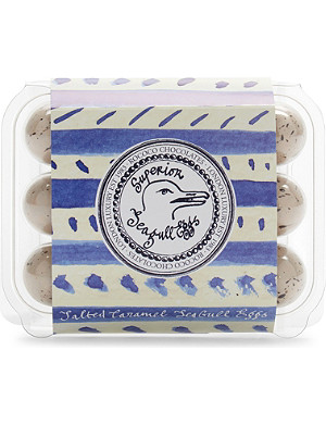 ROCOCO Superior salted caramel seagull eggs 145g