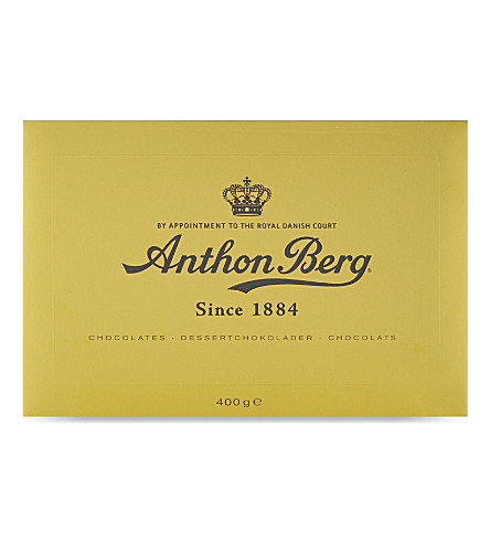 ANTHON BERG Gold box 400g