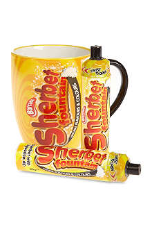 WHAT NEXT CANDY Sherbet fountain mug