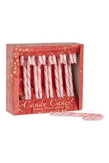 WHAT NEXT CANDY Pack of 12 strawberry candy canes