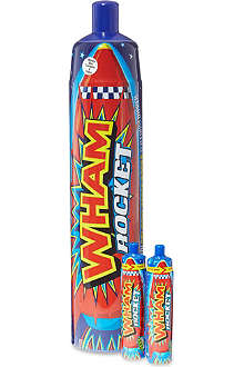 WHAT NEXT CANDY Wham Rocket money box