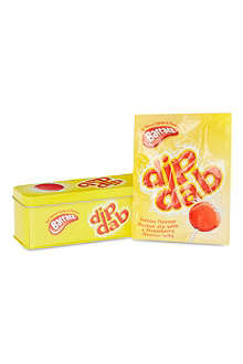 WHAT NEXT CANDY Dib dab pencil tin