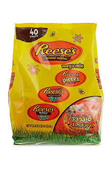 HERSHEY'S Reese's assortment bag 636g