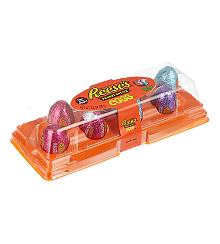 HERSHEY'S Reese's Peanut Butter Eggs 90g