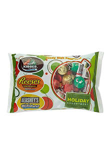 HERSHEY'S Holiday assortment bag 595g