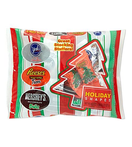 HERSHEY'S Holiday shapes 527g