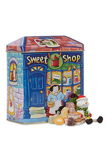 Sweet shop tin 340g